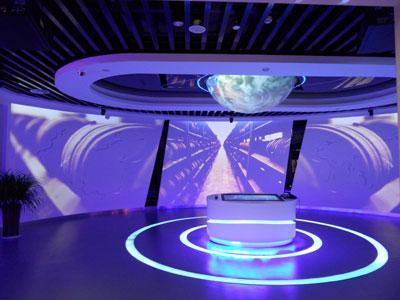健身房造型氟碳铝板天花