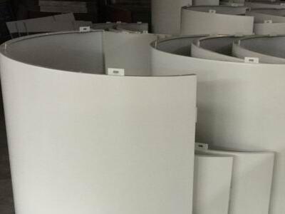 广东金腾达包柱铝单板厂氟碳包柱铝单板弧形包柱铝单板