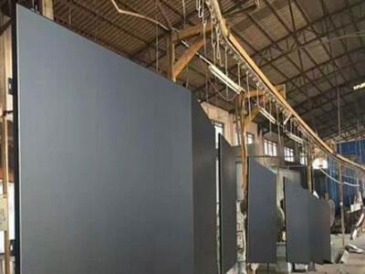 氟碳PPG铝单板价格大厦室外铝单板幕墙