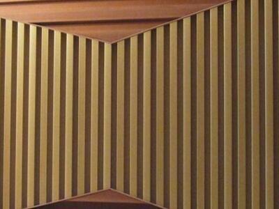 长城铝单板厂家 凹凸长城铝单板  氟碳外墙起伏状铝板