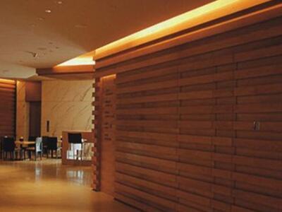 长城型铝单板 长城铝单板价格 木纹凹凸铝单板