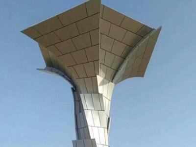 异形铝单板厂氟碳异形铝单板价格 广场外墙镂空铝单板